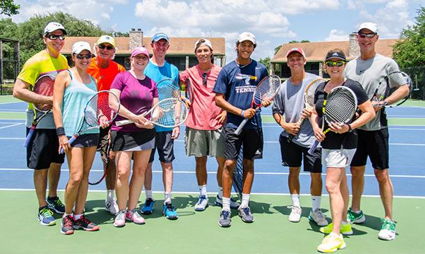 Tennis Resort John Newcombe Tennis Ranch