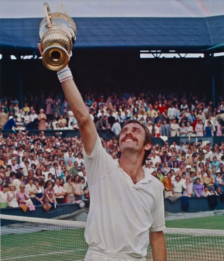 Wimbledon final 1971.