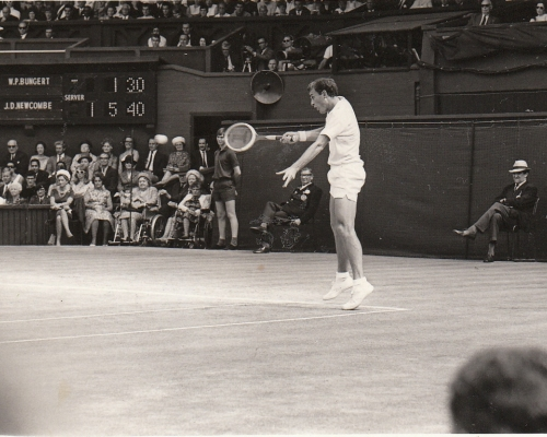 Wimbledon final 1967