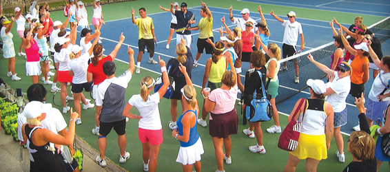 Adult Tennis Vacations- Check out Newks